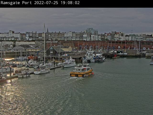 Port of Ramsgate Live Cam